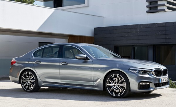5 Series (New Model) > 520D M Sport Auto 4dr