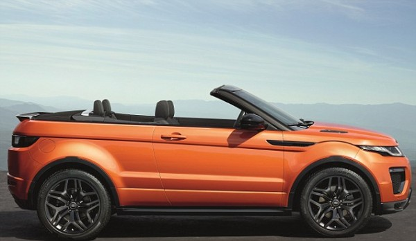Evoque Convertible > 2.0 TD4 HSE Dynamic Auto