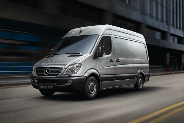 Sprinter > 313 Cdi LWB High Roof Van