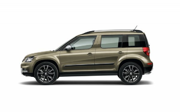 Yeti Outdoor > 2.0 TDI SCR 110ps SE L